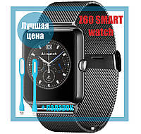 Умные часы Smart Apple Watch Phone Z60 металл