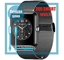 Умные часы Smart Apple Watch Phone Z60 металл