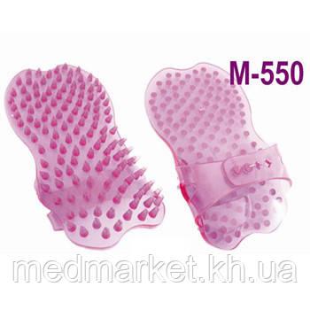 Массажная варежка М-550