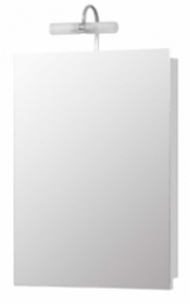 Зеркальный шкаф Мойдодыр Блонди Соло ЗШ-55