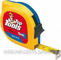 Рулeткa TopTools (TOPEX) 27C115 5м / 16 мм двухцветная