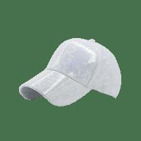Хип-Хоп Лазера Бейсболка Белый