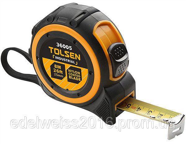 Рулетка Tolsen, 5м*19мм