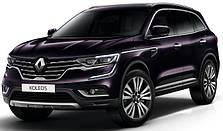 Тюнинг, обвес на Renault Koleos (c 2015--)