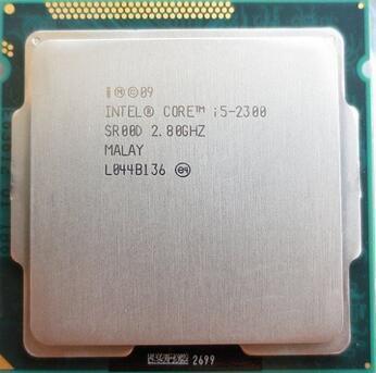 Процессор 4 ядра Intel CORE i5-2300 2.80GHz LGA1155