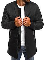 Мужская курточка xxl, весна/осень, черный