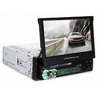 Универсальный 7158G GPS автомобиля мультимедийный плеер Чёрный