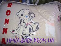 Набор в кроватку для новорожденных с вышивкой