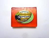 """Мыло ручной работы """"Смородина"""""""