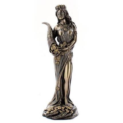 Статуэтка Фортуна богиня изобилия Veronese Италия (18 см) 75416 A4, фото 2