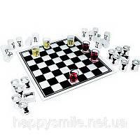 Алко Шахматы 25*25