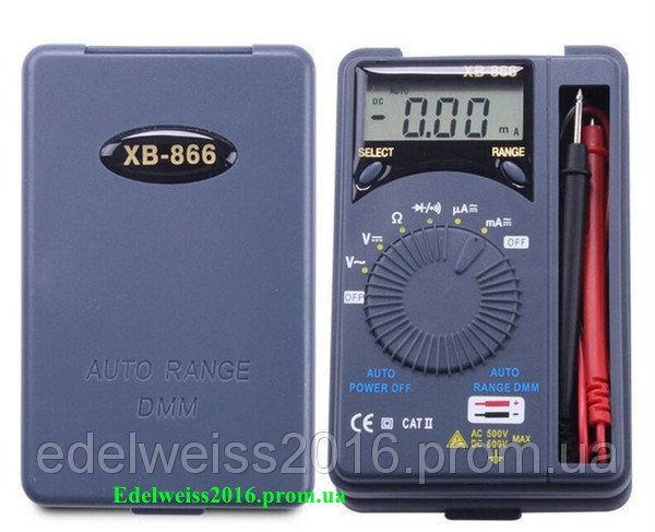 Тестер BX-866 цифровой