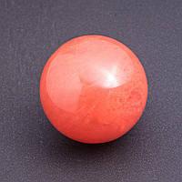 Шар сувенир из натурального камня Турмалин d-5см