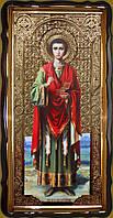 Икона Пантелеймона целителя 112х57 или 110х80см