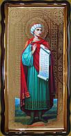 Святой пророк Даниил 112х57см или 110х80см