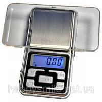 Ювелирные (медицинские/карманные) весы POCKET SCALE (100/200/500 г)