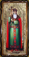 Икона святого Владимира Великого 120х60, 110х80см