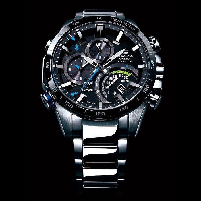 Часы Casio Edifice EQB-501XDB-1AER Bluetooth В.