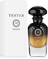Тестер без крышечки духи унисекс Aj Arabia Black Collection III, фото 1