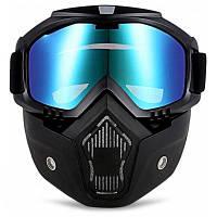 ROBESBON МТ-009 мотоцикл очки Разноцветный