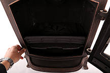 Чугунная печь-камин BARON 7kW, фото 3