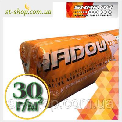 """Агроволокно """"SHADOW"""" плотностью 30г/м2 (12,5*100м белое)"""