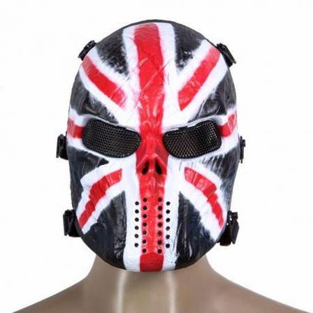 Шикарный шлем для страйкбола, лыжная маска, спортивная маска, пейнтбол, фото 2