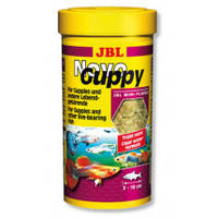 Корм для рыб JBL Novo Guppy, 250 мл.