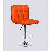 Стул барный хокер HC-8052-1 Оранжевый