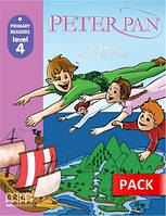Primary Readers \level 4\ Peter Pan