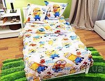 Детское постельное бельё Голд 249