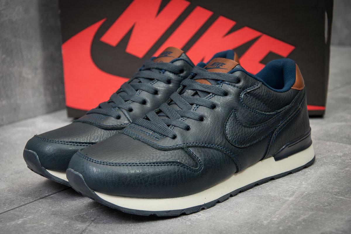 Кроссовки мужские Nike  MD  Runner, темно-синие (11792) размеры в наличии ►(нет на складе)