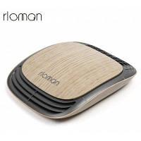 Rloman ХЛ-801 портативный Анион автомобиль очиститель воздуха цвет древесины