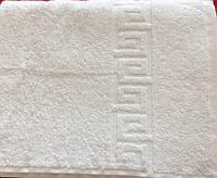 Полотенца махровые Туркменистан 400 г\м2 белые