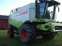 Зерноуборочный комбайн CLAAS Lexion 560 2005 год