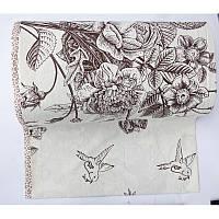 Ткань ранфорс premium Турция - Grace V7 крем 3524 - k5, k10 (220 ширина)