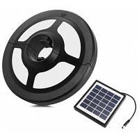36 светодиодов 2 Вт 6 в Панель солнечных батарей для зарядки Патио зонтик свет Чёрный