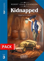 Top Readers Kidnapped Pre-Intermediate Book with CD \level 3\