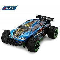 JJRC Q36 1:26 Mini щеточный внедорожник радиоуправляемый автомобиль RTR Синий