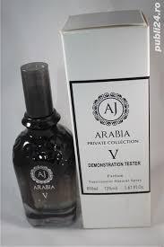 Тестер без крышечки Aj Arabia Black Collection V