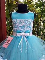 Платье детское нарядное  , фото 1