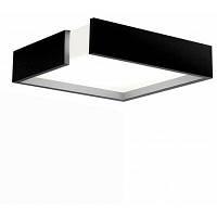 BRELONG 48 светодиодов Бесступенчатая затемнения Потолочный светильник квадратной формы 100-240V