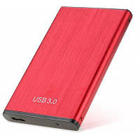 23S12-RTK USB 3.0 на 2.5 дюйма SATA I II III корпус жесткого диска внешний винчестер Красный