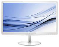 "Монитор Philips 23.6"" 247E6EDAW/01 ADS-IPS White"