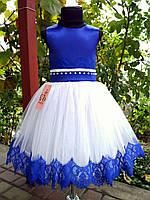 Детское платье нарядное  , фото 1