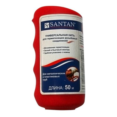 Нить полиамидная для паковки SANTAN (50 м) - АКВА-ИДЕАЛ в Черкассах