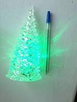 Новогодняя елка прозрачный кристалл новогодняя елка 2015 новый дизайн дерева