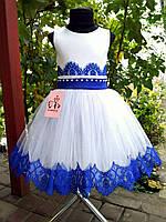 Платье детское нарядное выпускное , фото 1