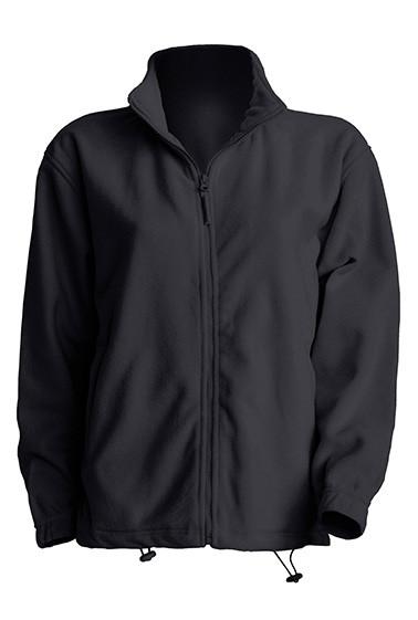 Мужская флисовая кофта JHK POLAR FLEECE MAN разные цвета и размеры Серый (GF), XS