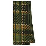10484-10, павлопосадский шарф (кашне) шерстяной (разреженная шерсть) с осыпкой, фото 2